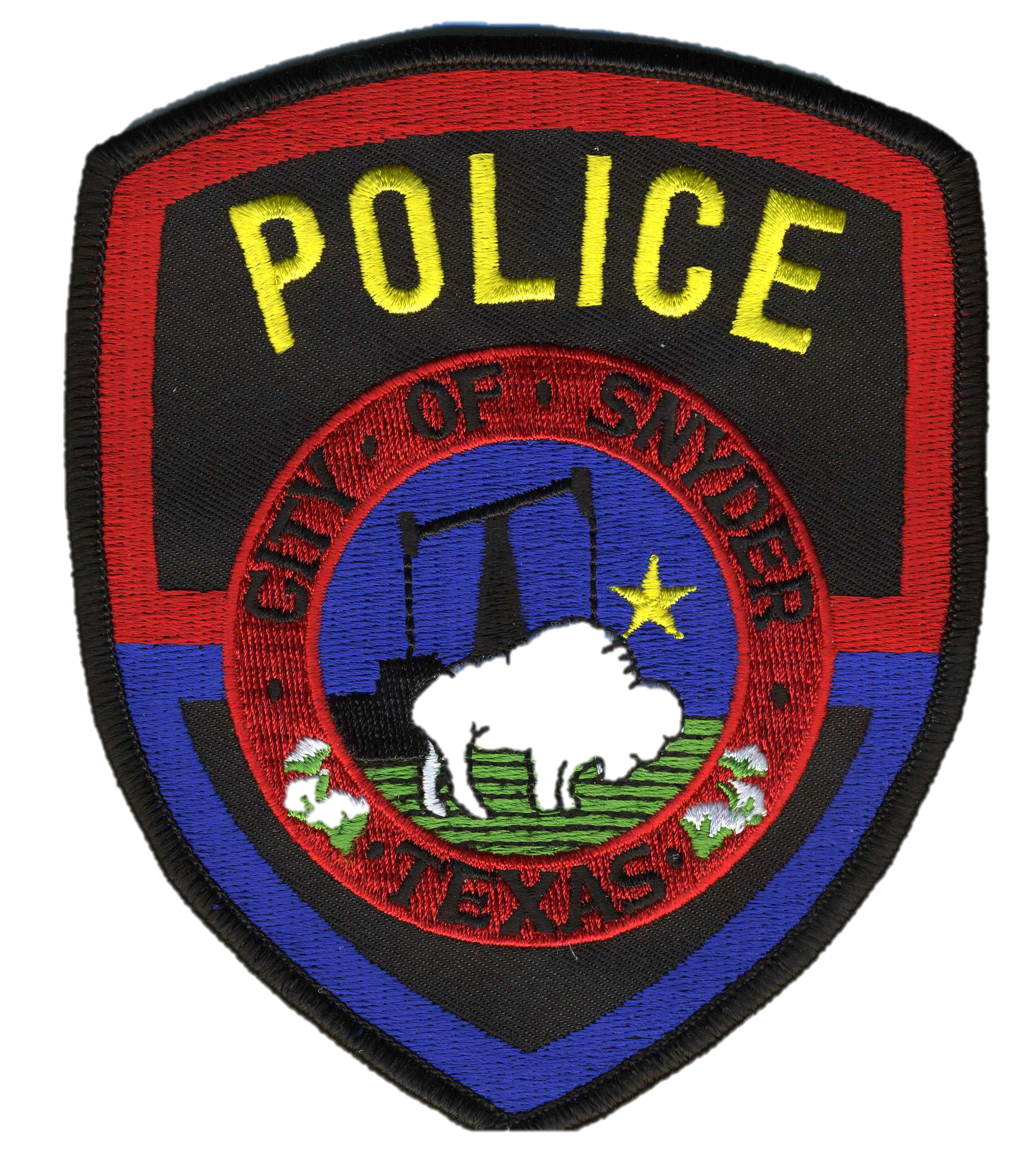 Dept. Patch
